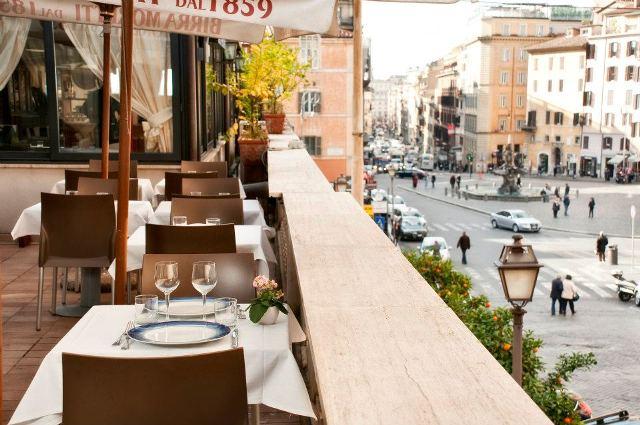 Capodanno terrazza barberini roma