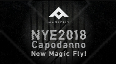 Capodanno Magic Fly Roma