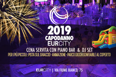 Capodanno Eur City
