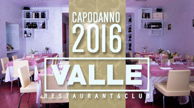Capodanno Valle Club Roma