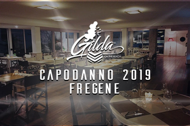 Capodanno Gilda On The Beach Fregene Roma