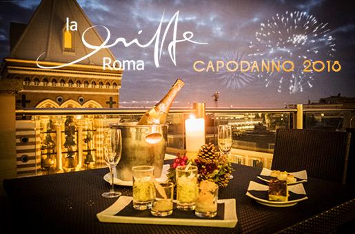 Capodanno Romantico Sulla Terrazza Panoramica