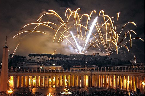 New Years's Eve 2019 in Rome